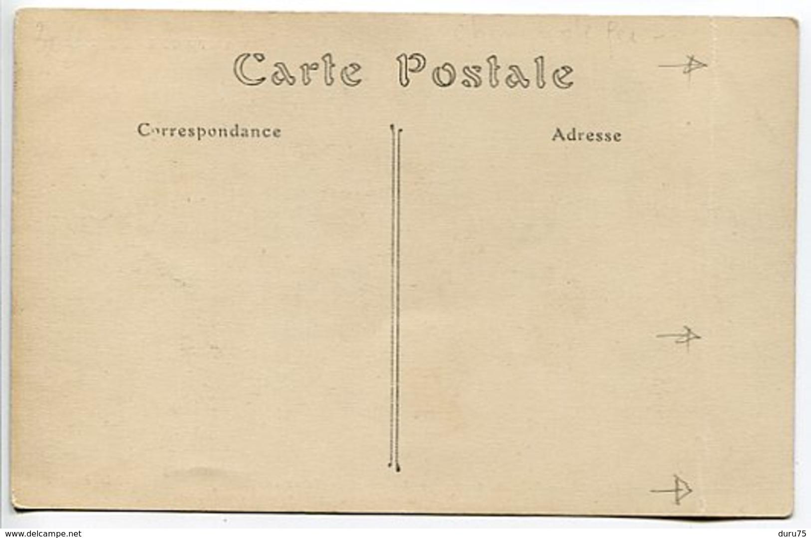 CPA * Campagne De 1914 - La Catastrophe De LIZY Sur OURCQ La Machine Déraillée ( Animée ) - Guerre 1914-18