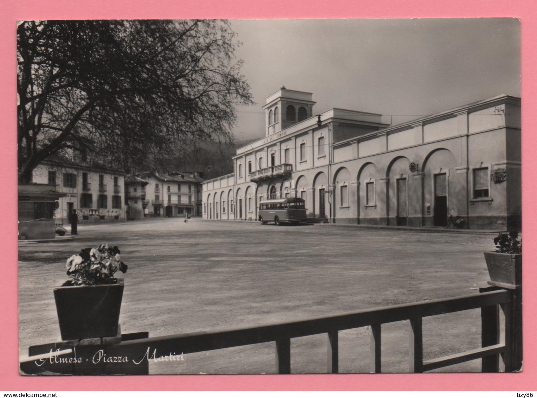 Almese - Piazza Martiri - Otros