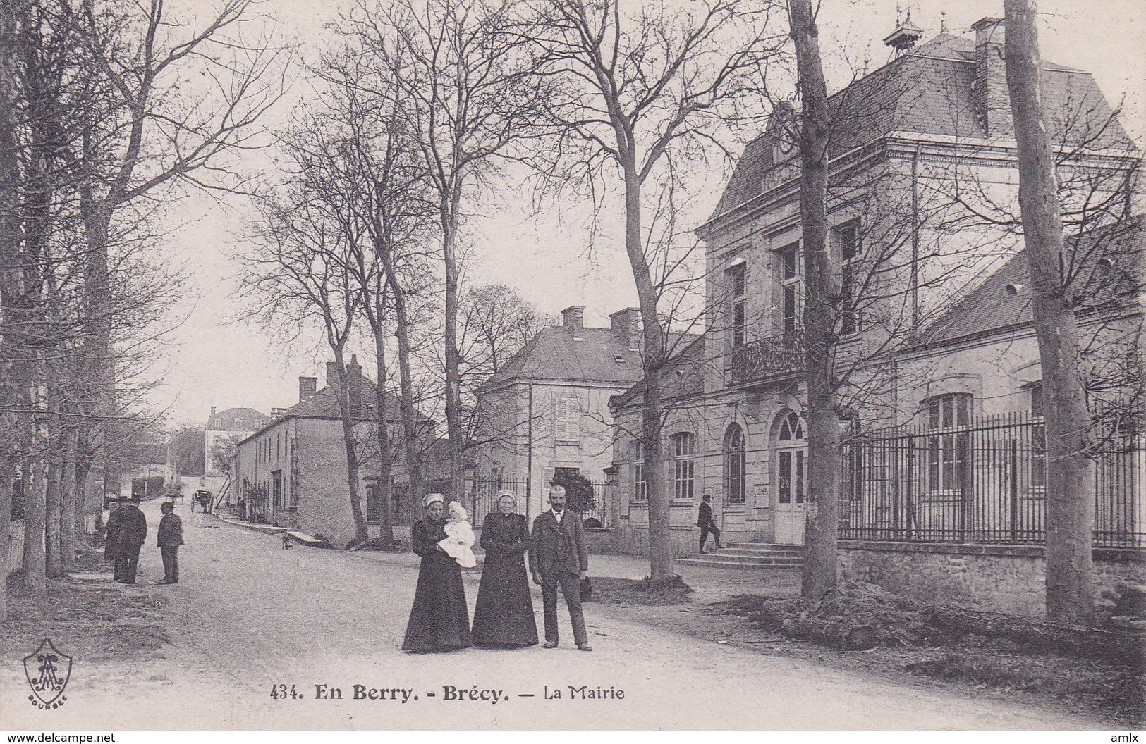 18. Brecy. Voyagée. TBE - Other Municipalities
