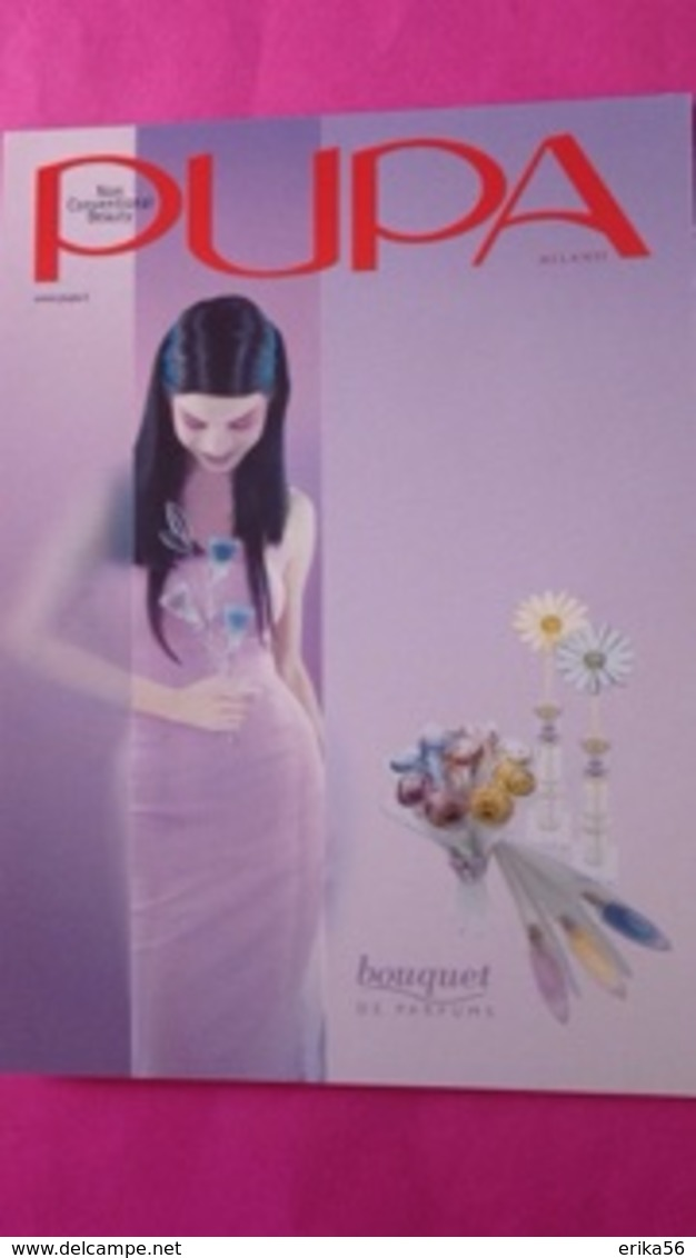 PUPA  BOUQUET DE PARFUMS - Perfume Cards