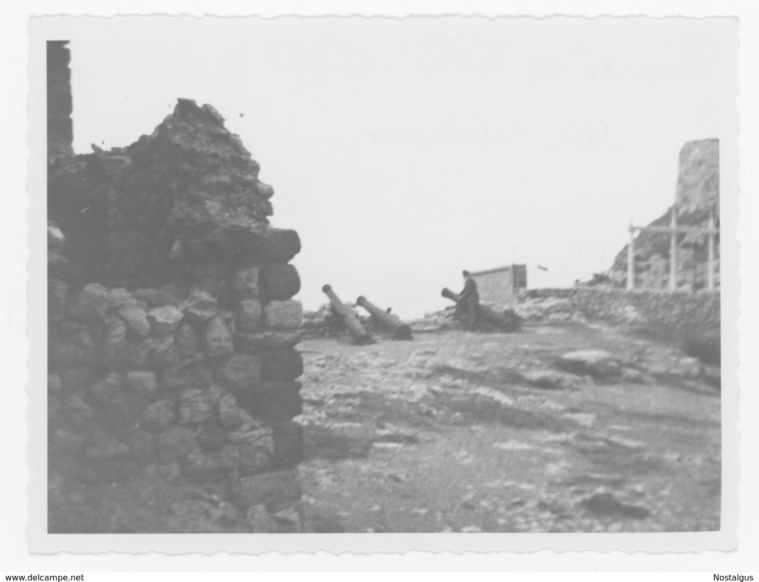 """Foto 056 Spanien - """"Puerto De Sollér"""" 27. Okt. 1934 Festung - Places"""