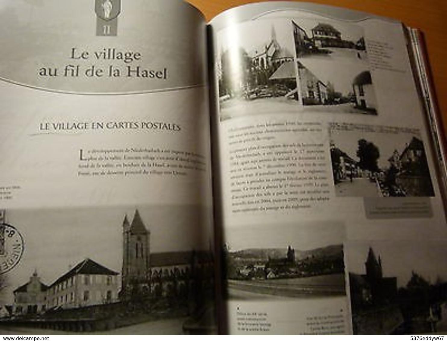 Alsace-Niederhaslach. Un Siècle Sur Les Rives De La Hasel-Urmatt-Oberhaslach... - Livres, BD, Revues