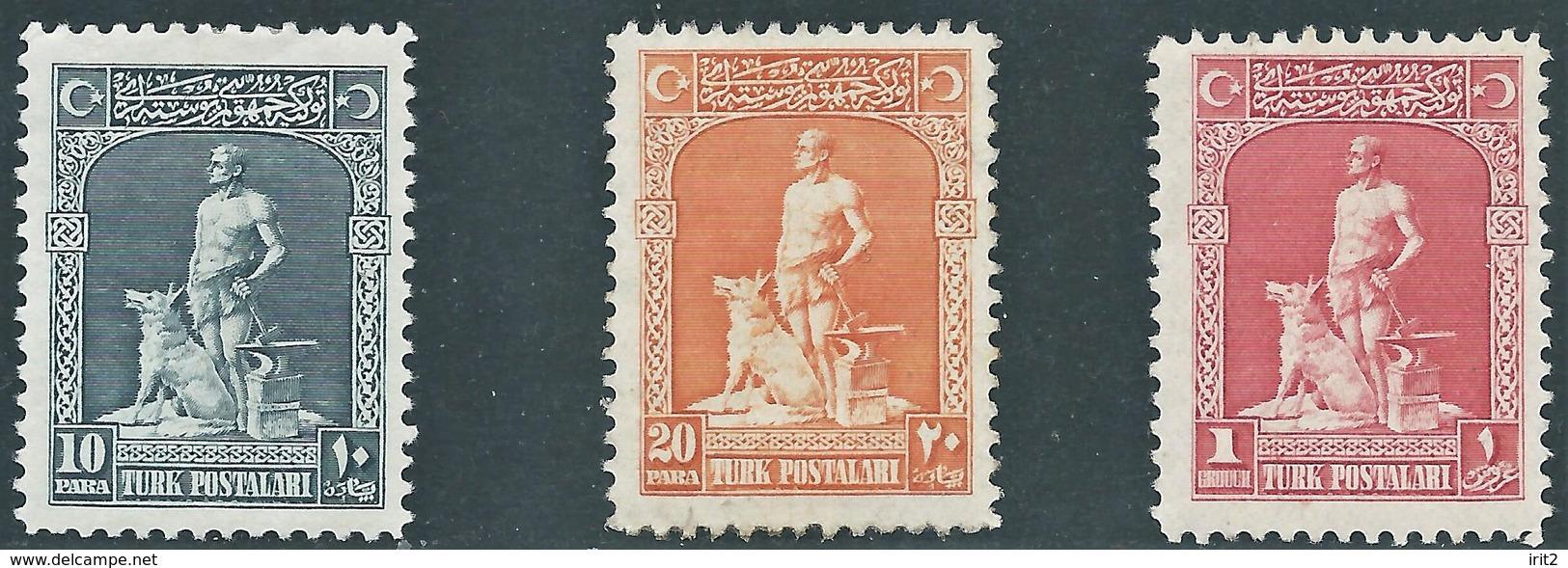 Turchia Turkey, 1926 - MNH - Nuevos