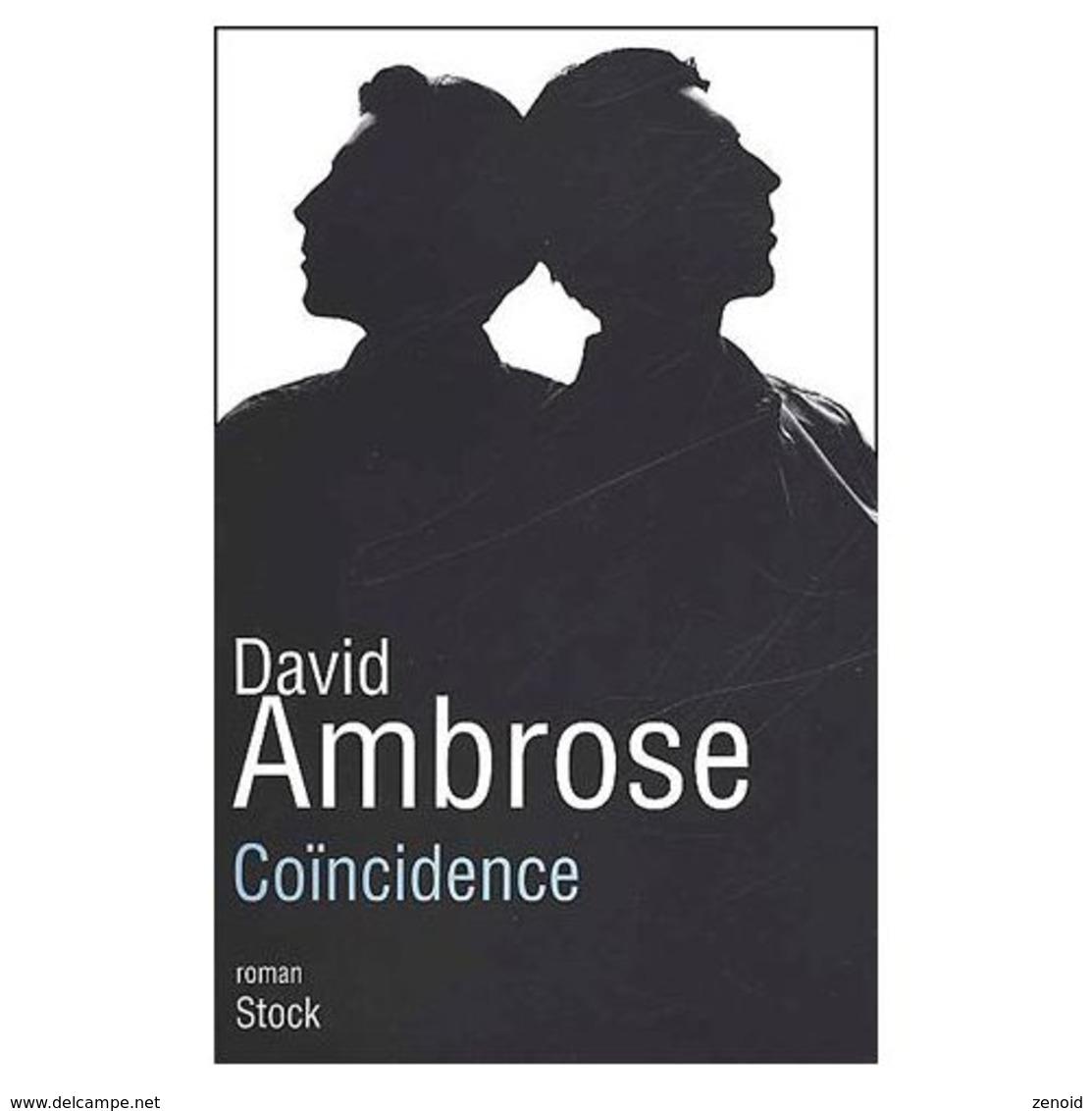 Dédicace De David Ambrose - Coïncidence - Livres, BD, Revues