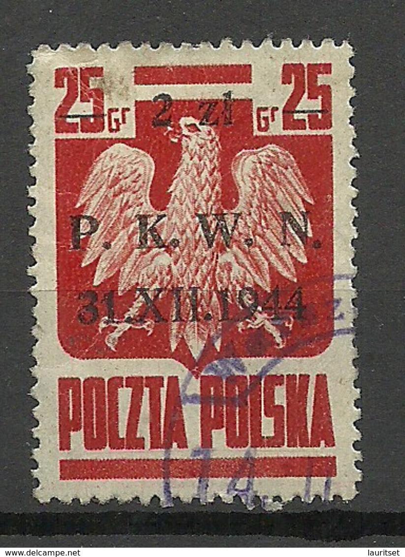 POLEN Poland 1945 Michel 387 O - 1944-.... Republik