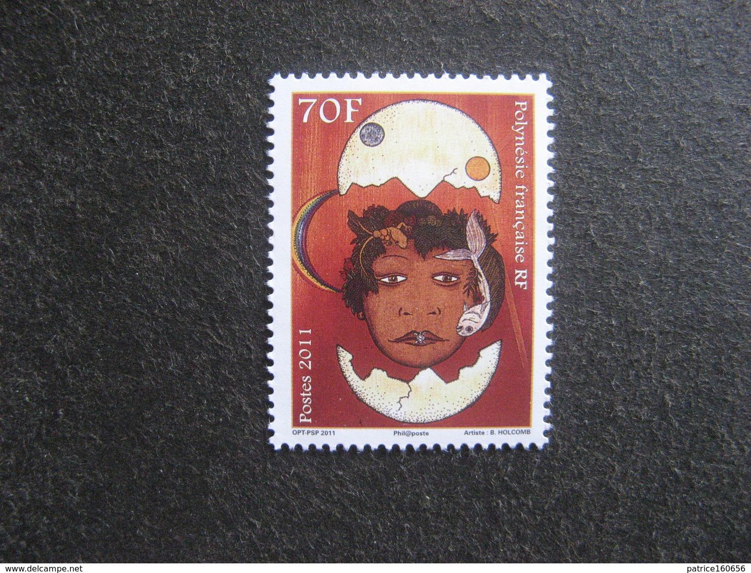 Polynésie: TB  N° 975 , Neuf XX. - Polynésie Française