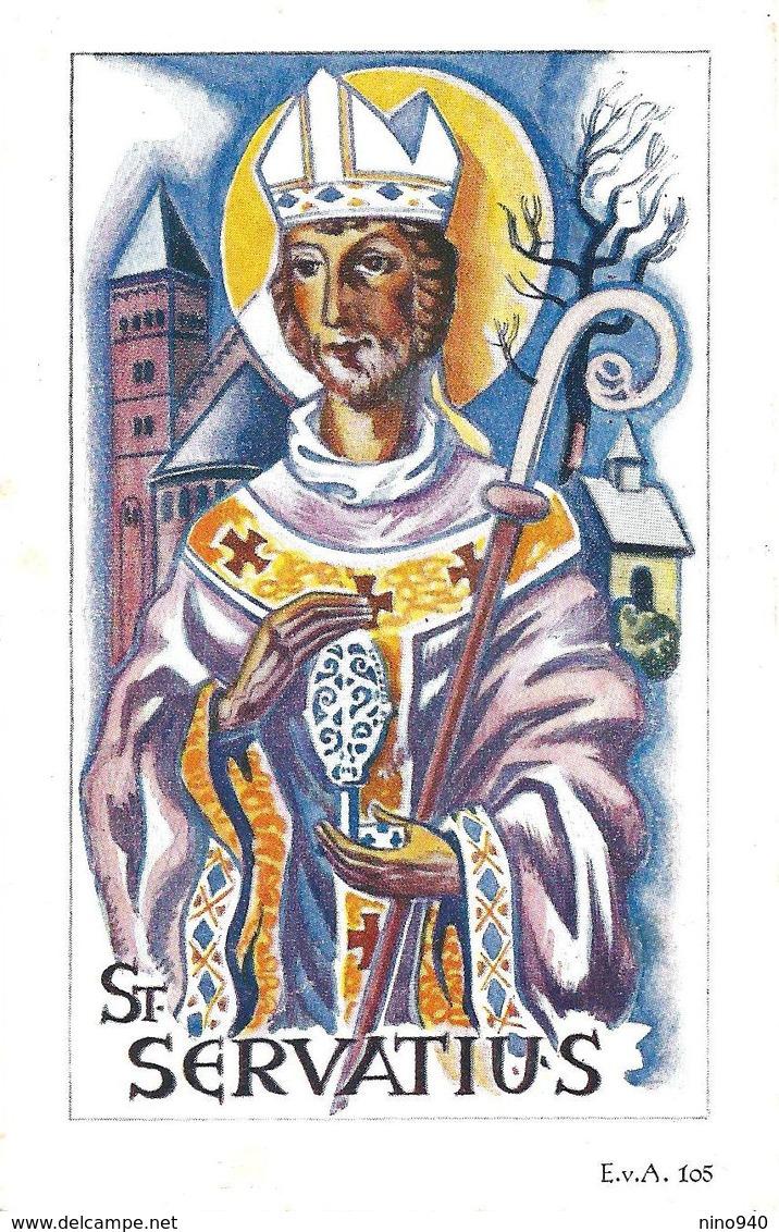 S. SERVAZIO V.   - M - RB - Mm. 73 X 113 - Religion & Esotérisme