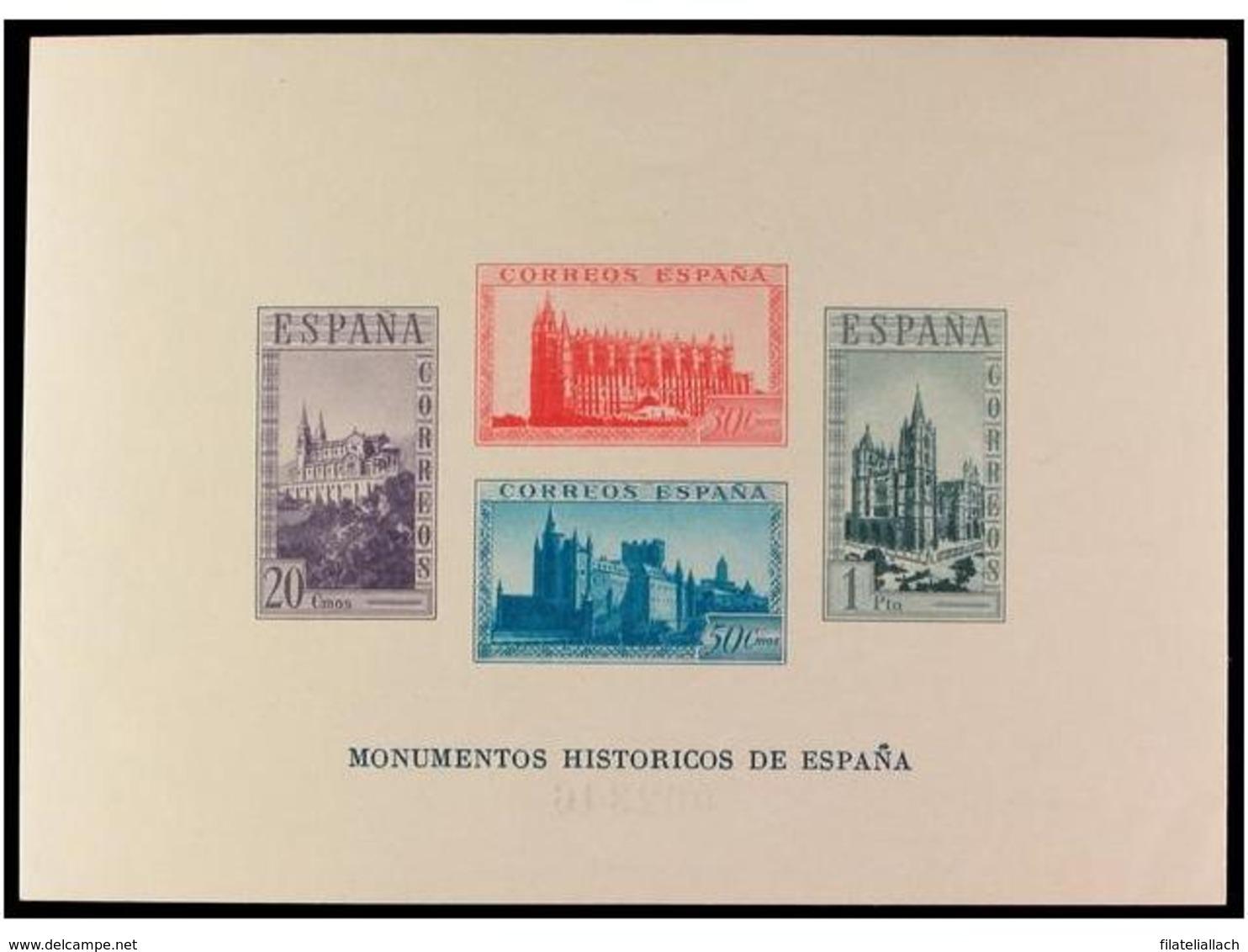 SPAIN: ESTADO ESPAÑOL 1936-1949 - Spain
