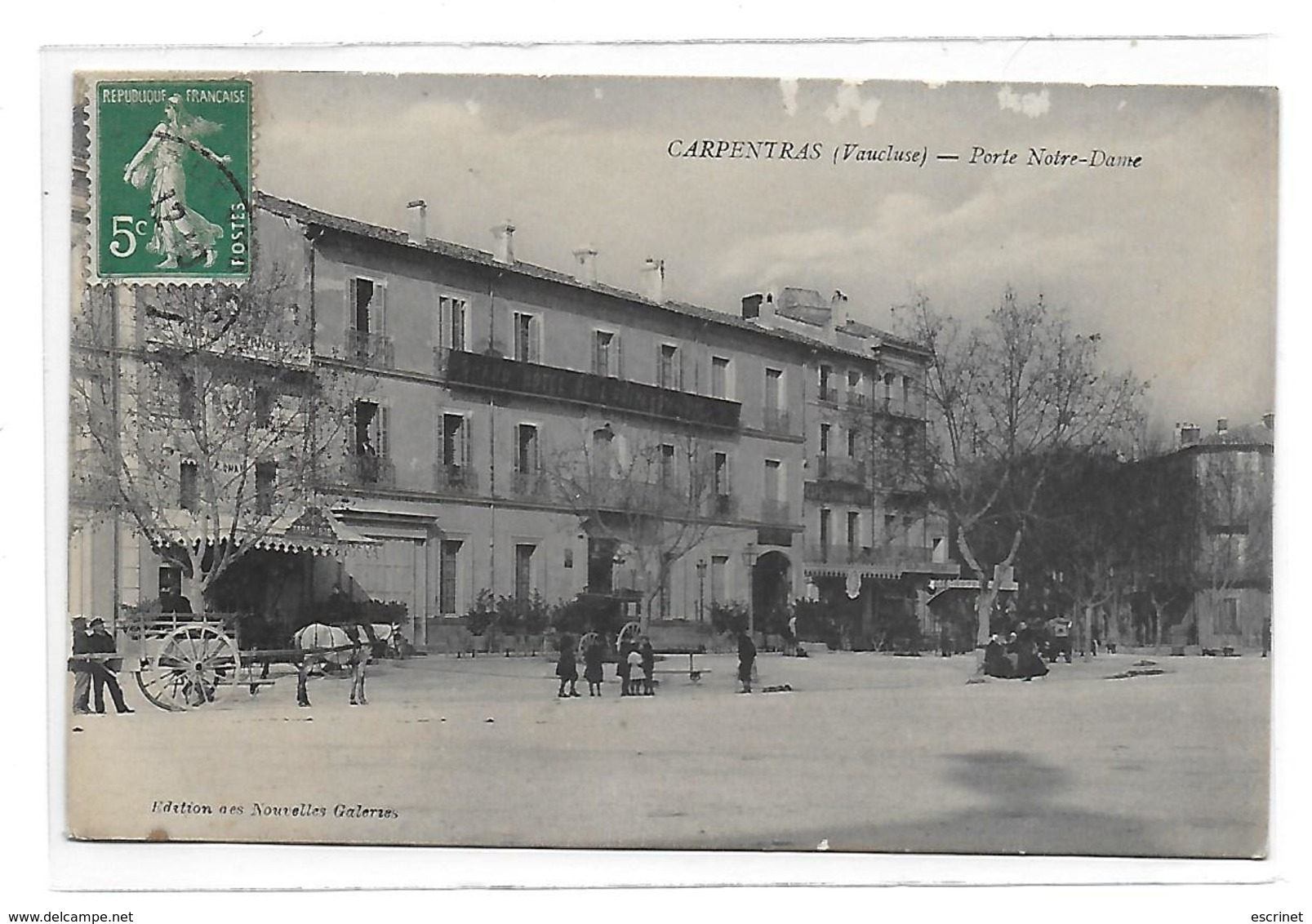 Vaucluse - Carpentras - Carpentras