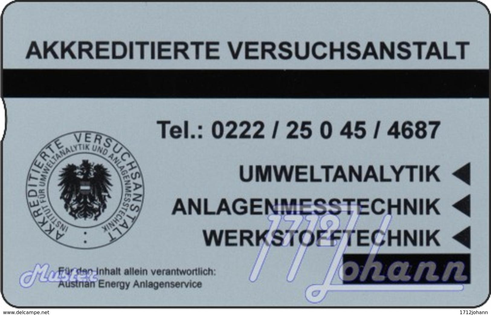 """TWK Österreich Privat: """"Austrian Energy"""" Gebr. - Oesterreich"""