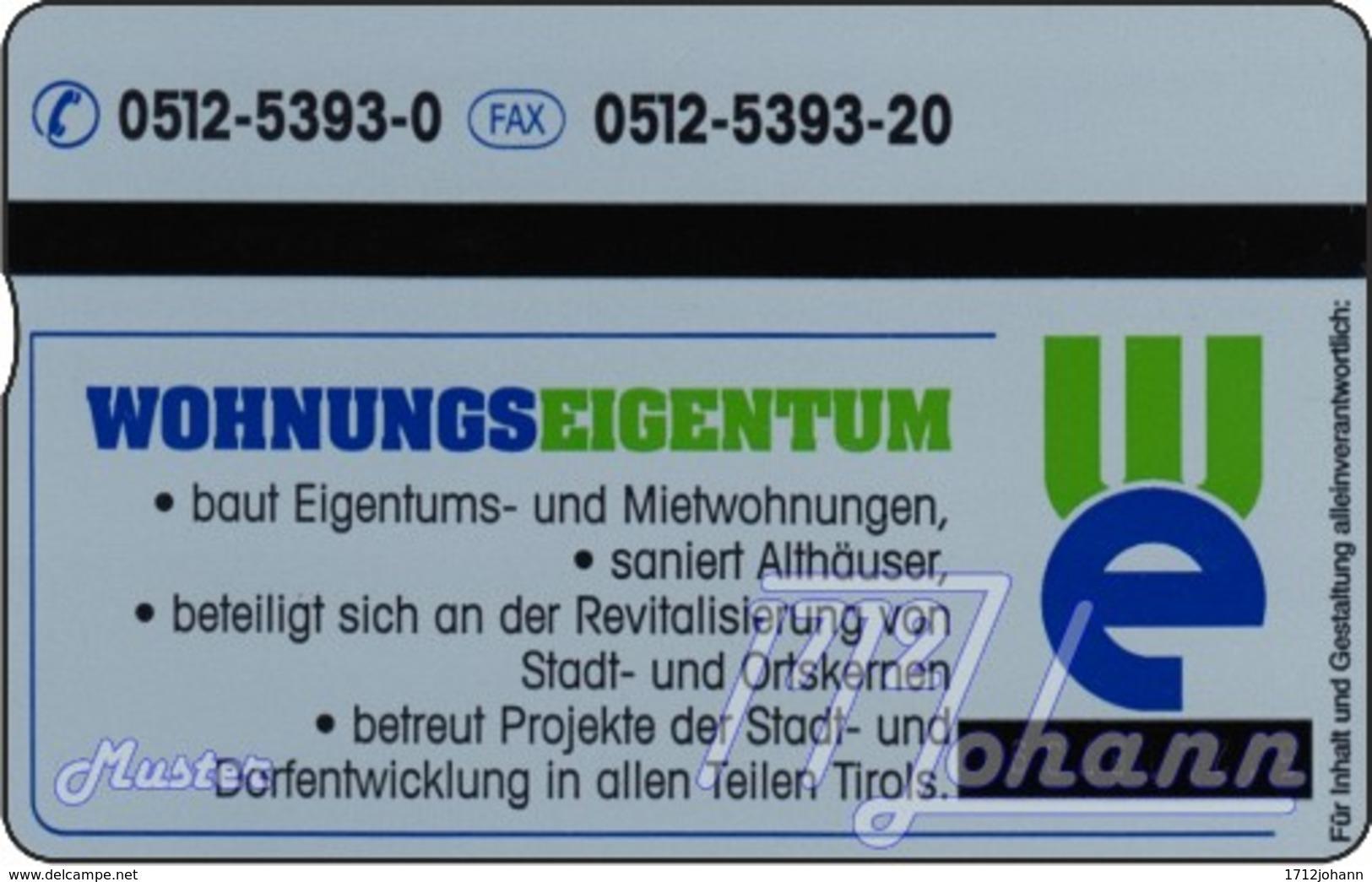 """TWK Österreich Privat: """"Wohnungseigentum 1"""" Gebr. - Oesterreich"""