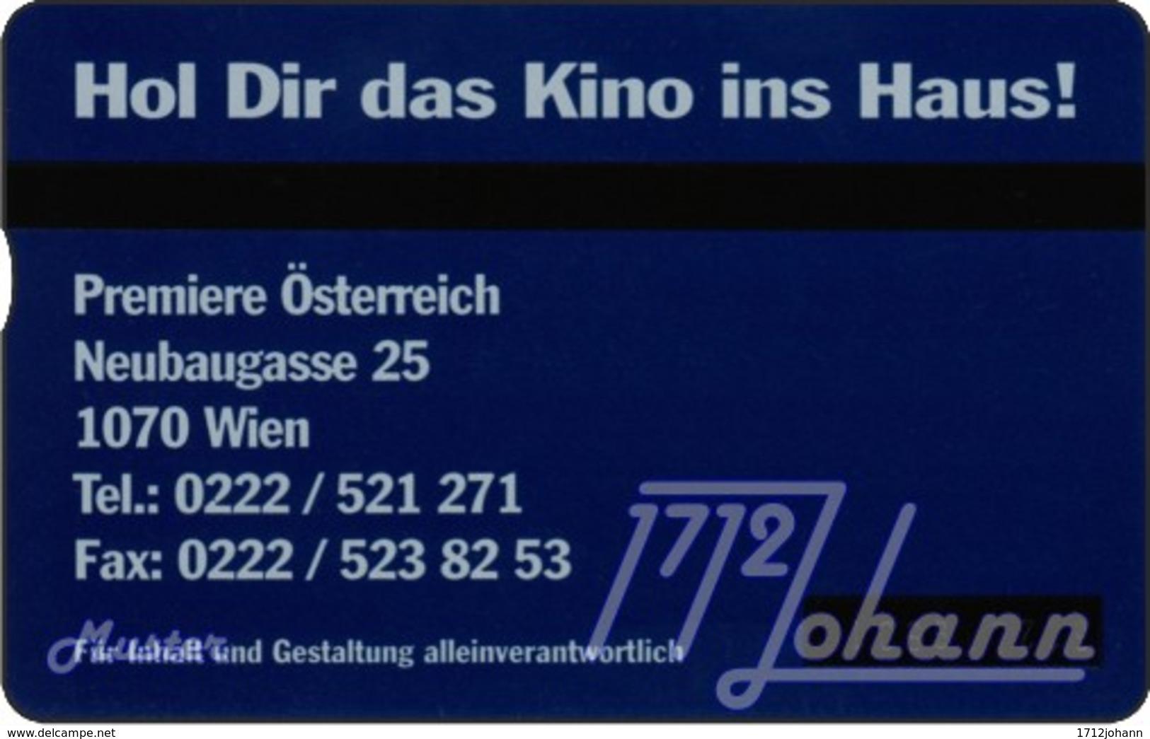 """TWK Österreich Privat: """"Premiere"""" Gebr. - Oesterreich"""