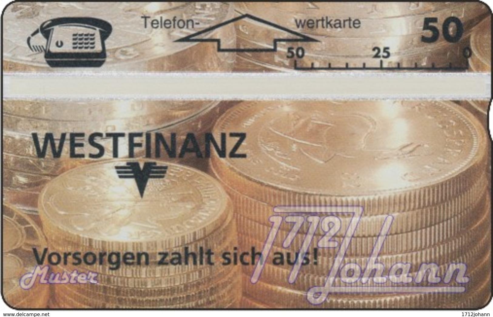 """TWK Österreich Privat: """"Westfinanz"""" Gebr. - Oesterreich"""