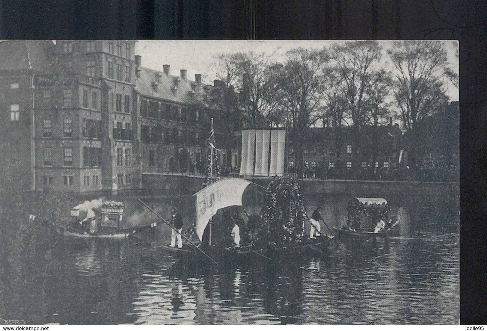Den Haag - Boot - 1910 - Den Haag ('s-Gravenhage)