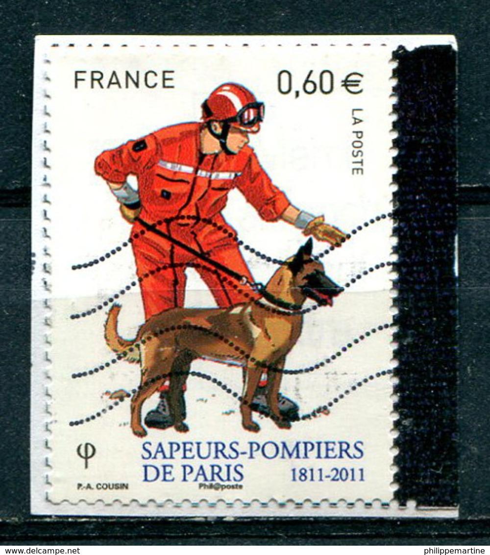 France 2011 -  YT 4585 (o) Sur Fragment - Gebraucht