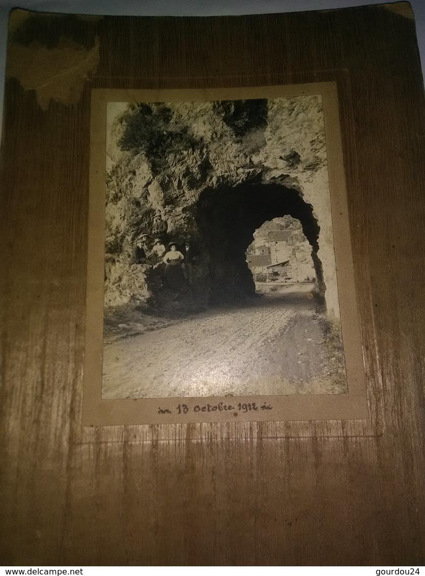 AMBIALET ( Photo 8*11 Sur Carton) - Francia