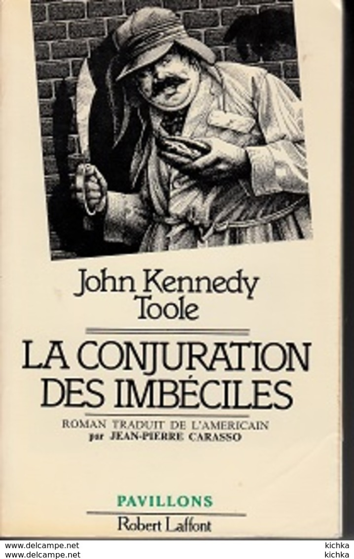 John Kennedy Toole -La Conjuration Des Imbéciles - Bücher, Zeitschriften, Comics