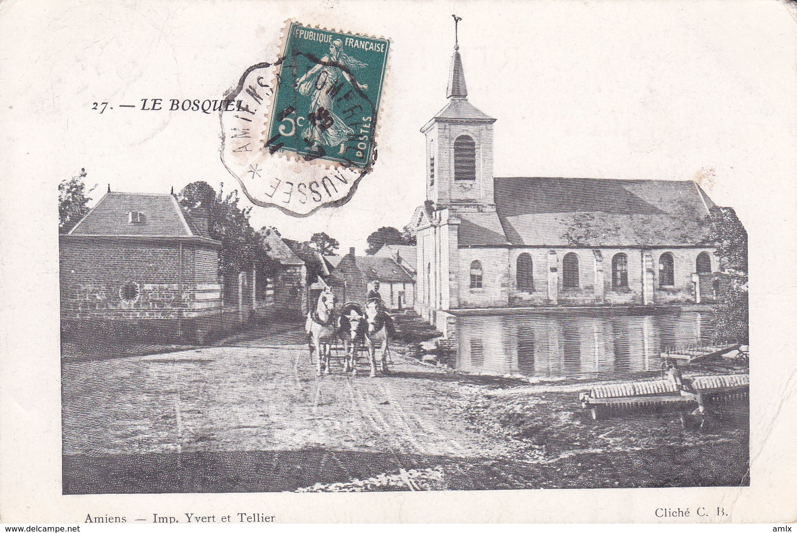 63. Le Bosquet. - Other Municipalities