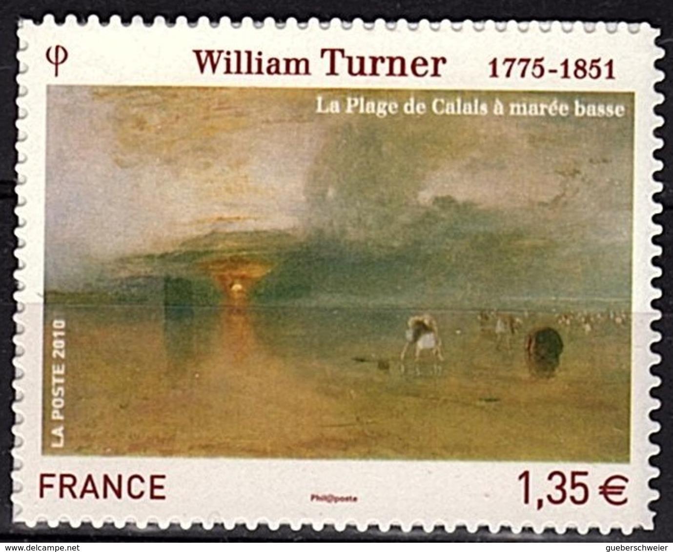 ADH 67 - FRANCE Adhésifs N° 402 Neuf** William Turner - Adhésifs (autocollants)