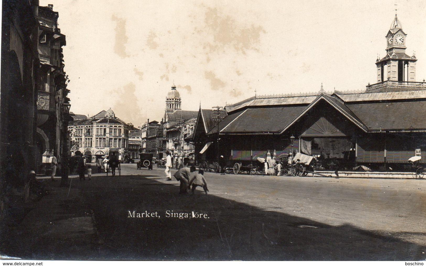 Singapour / Singapour - Market - Singapur