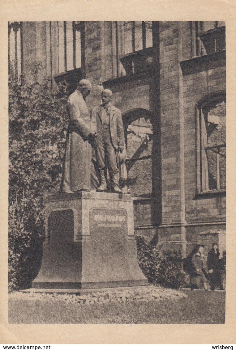 KÖLN - Kolping Denkmal - Köln