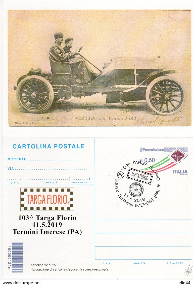 Termini Imerese (PA) 2019 - 103^ Targa Florio - - Automovilismo