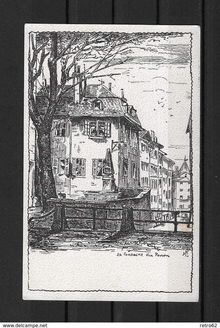 1921 PRO JUVENTUTE → Berner Wappen Auf Karte GenüVe 30.XII.1921 - Pro Juventute