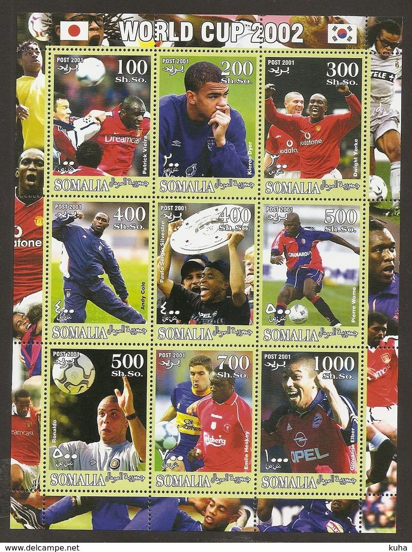 Somalia Football 2002 - Wereldkampioenschap