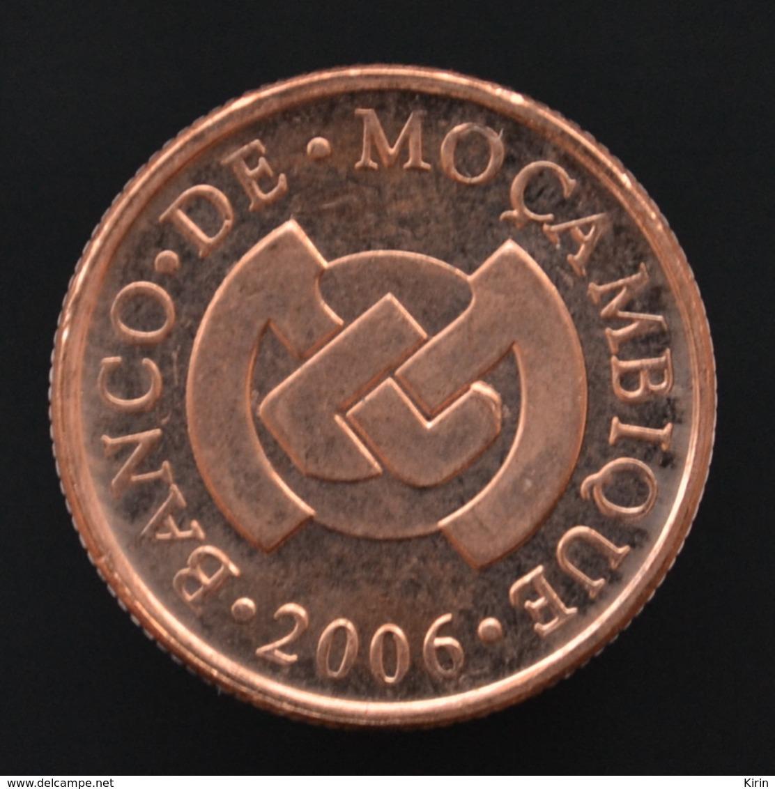 Mozambique Coin 1 Centavo 2006. Africa. UNC. KM132. - Mosambik