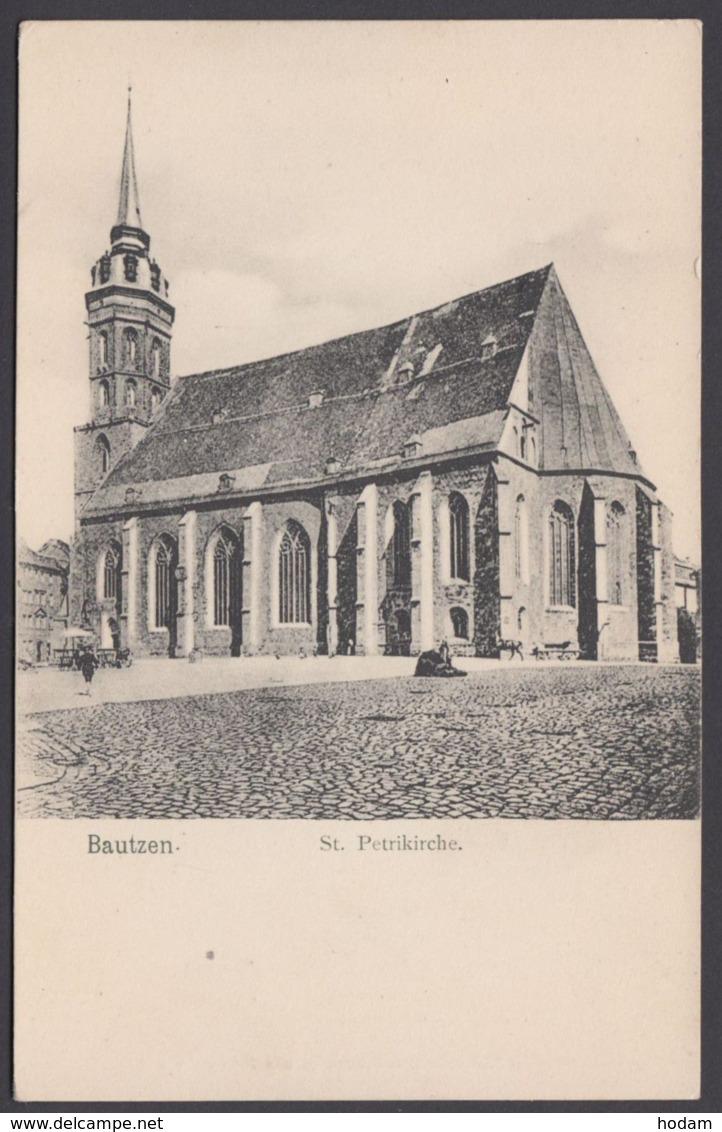 """""""Bautzen"""", St.Petrikirche, Ca. 1900 - Bautzen"""