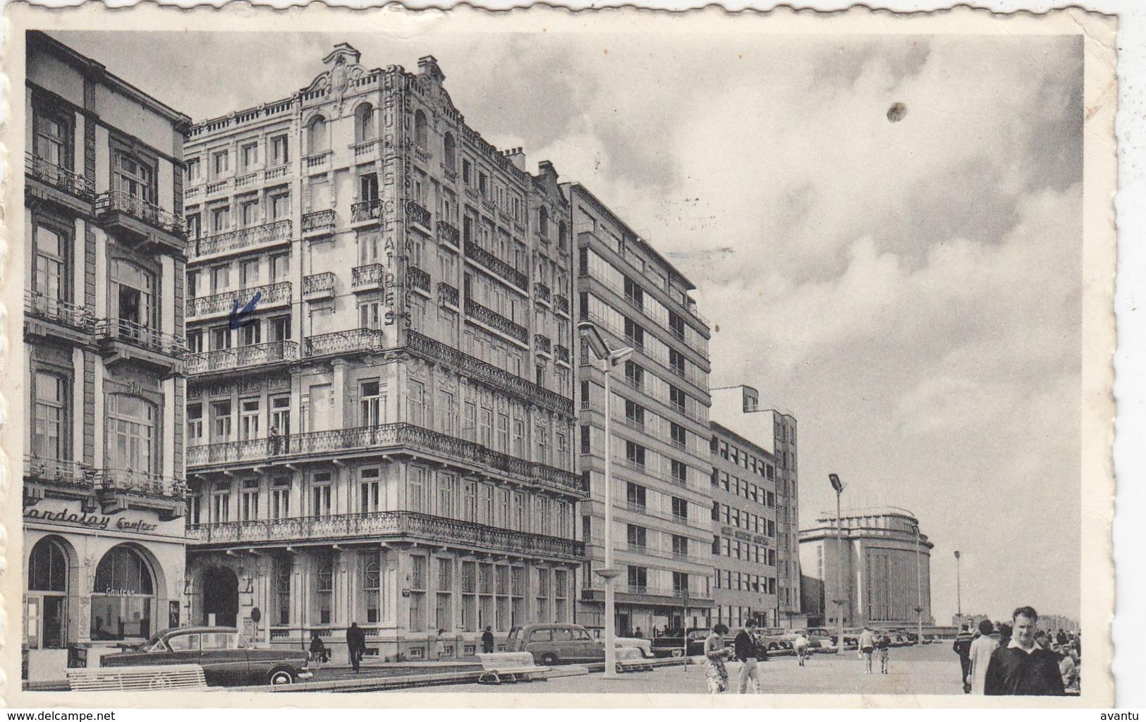 OOSTENDE / ALBERT I PROMENADE - Oostende