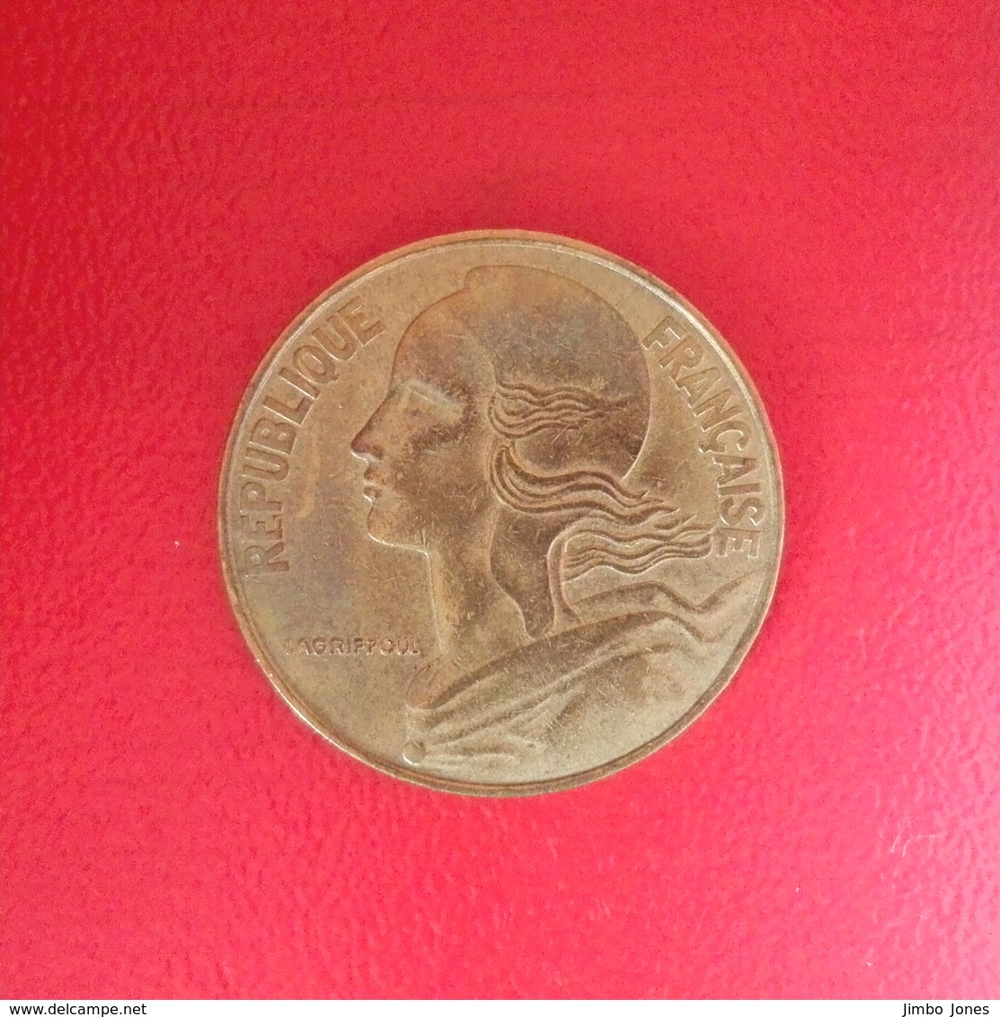 20 Centimes Münze Aus Frankreich Von 1985 (schön Bis Sehr Schön) - Frankreich