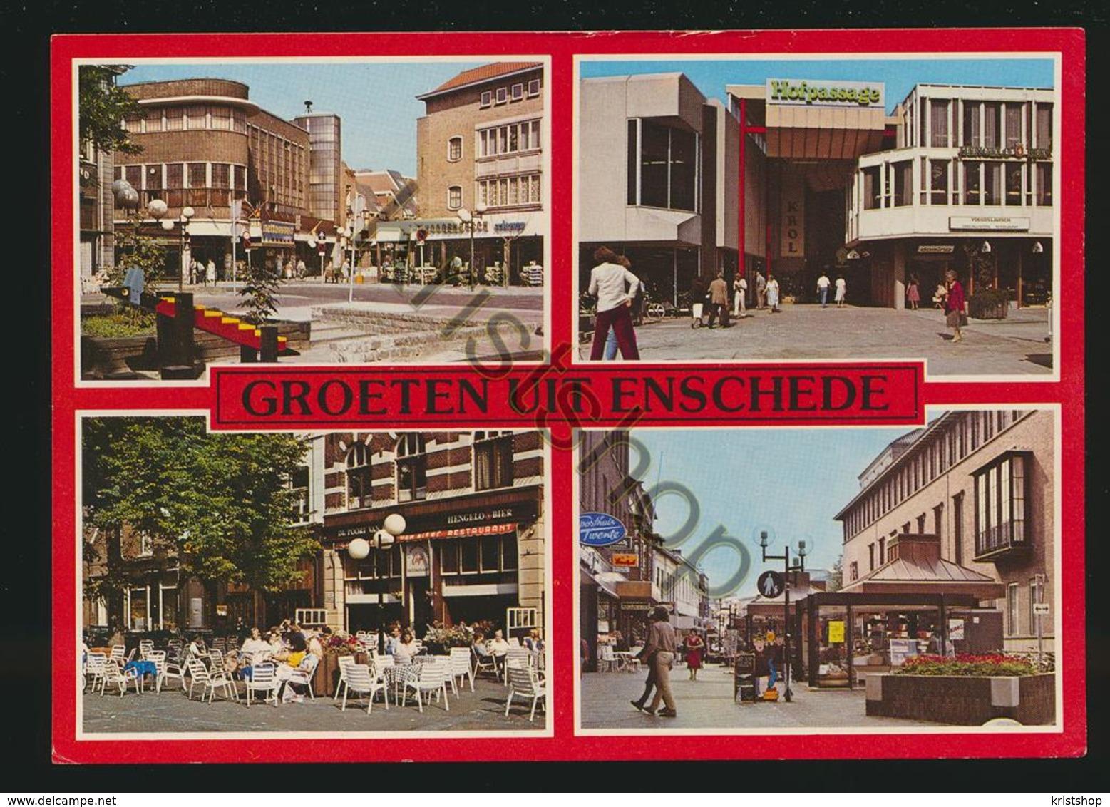 Enschede [AA45 0.685 - (gelopen Met Pz) - Nederland