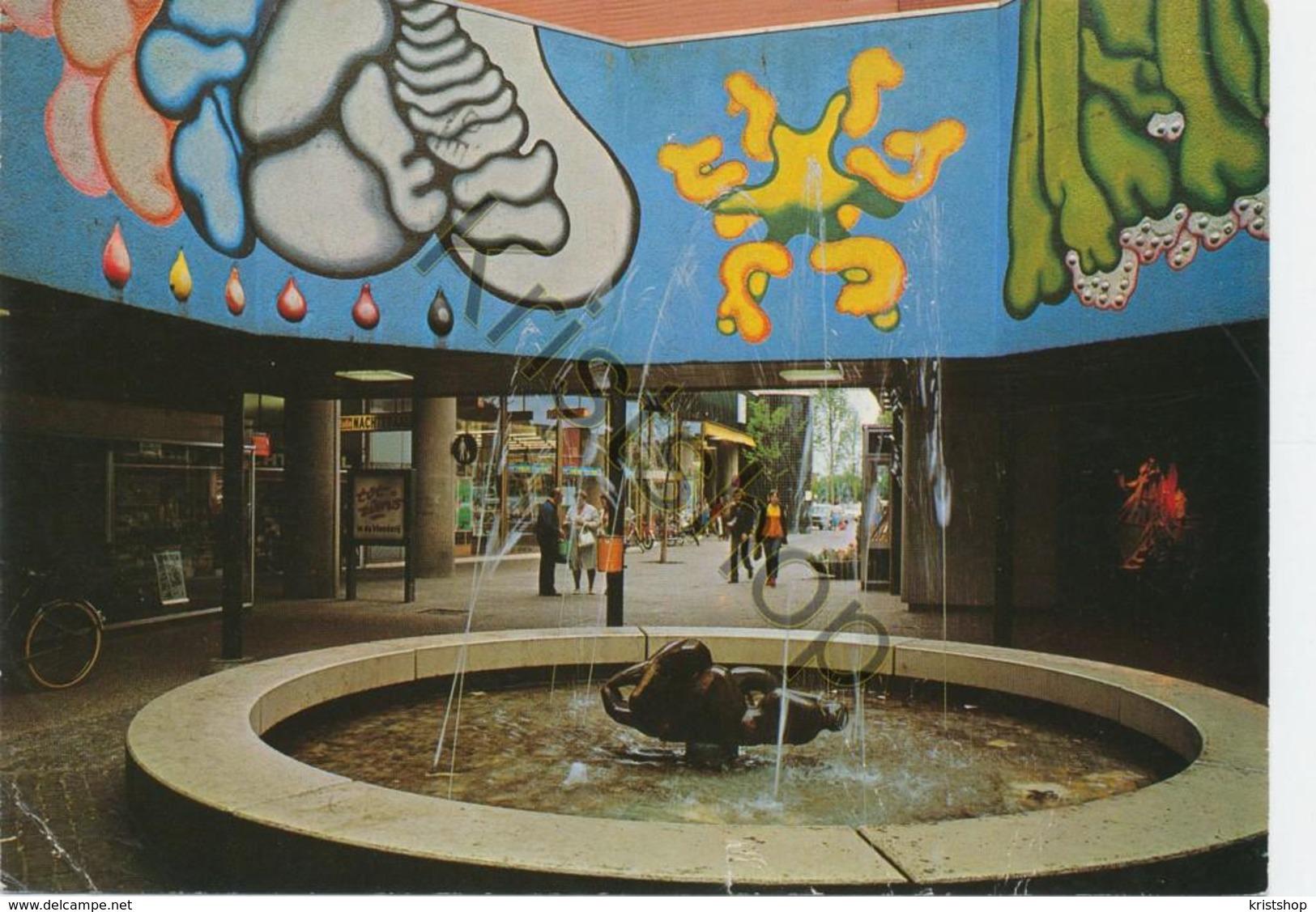Enschede-Winkelcentrum De Klanderij   [AA45 1.128 - (gelopen Met Pz) - Nederland