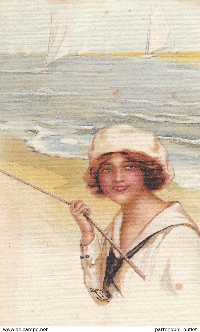 Cartolina - Postcard / Non   Viaggiata - Unsent / Donnina - Donne