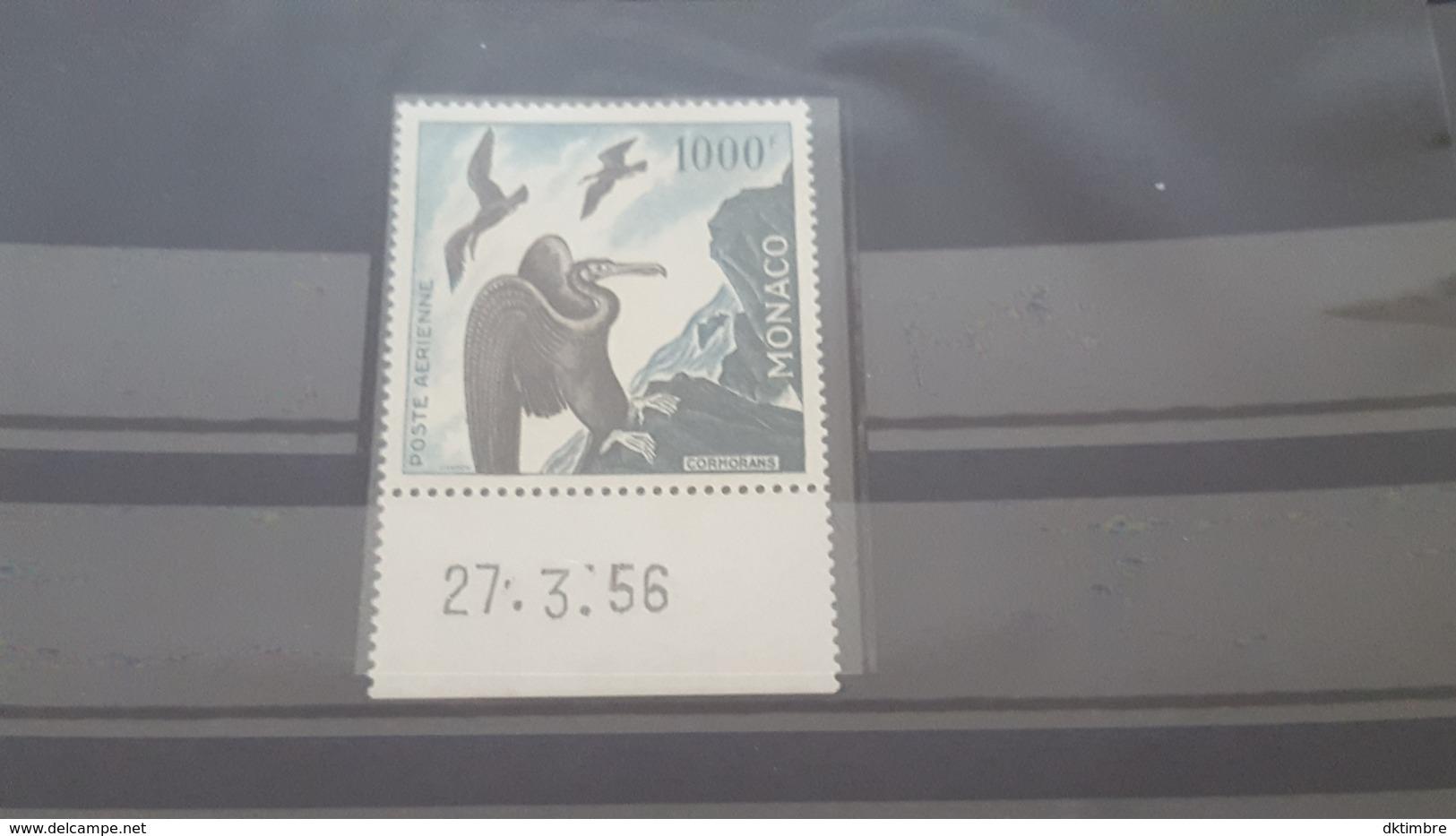 LOT 460856 TIMBRE DE MONACO NEUF** LUXE N°68 - Airmail