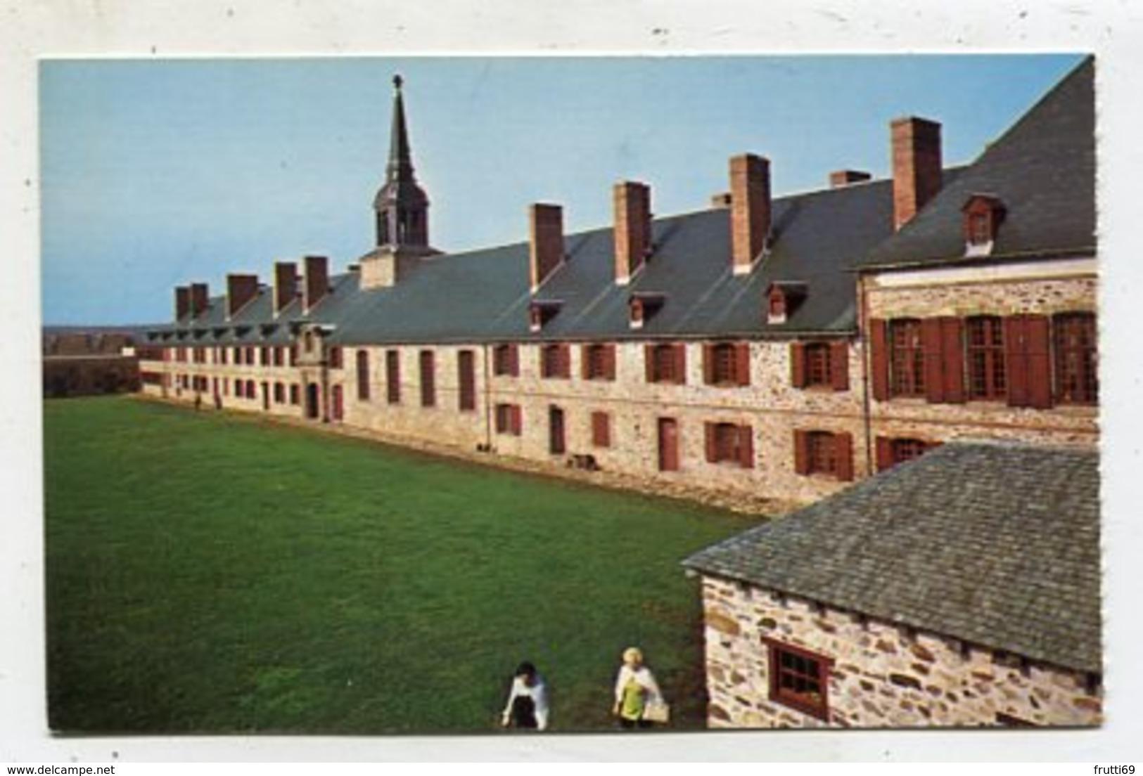 CANADA - AK 356186 Nova Scotia - Cape Breton - Fortress Of Louisbourg - Cape Breton