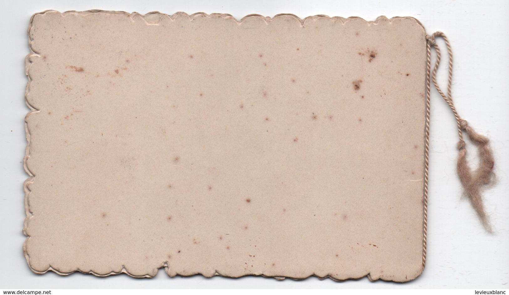 Carte De Voeux/Meilleurs Souhaits/ Joyeux Noël/Bouquet De Chardons/For Auld Lang Syne/TUCK & SONS/vers 1900-10   CVE151 - Nieuwjaar