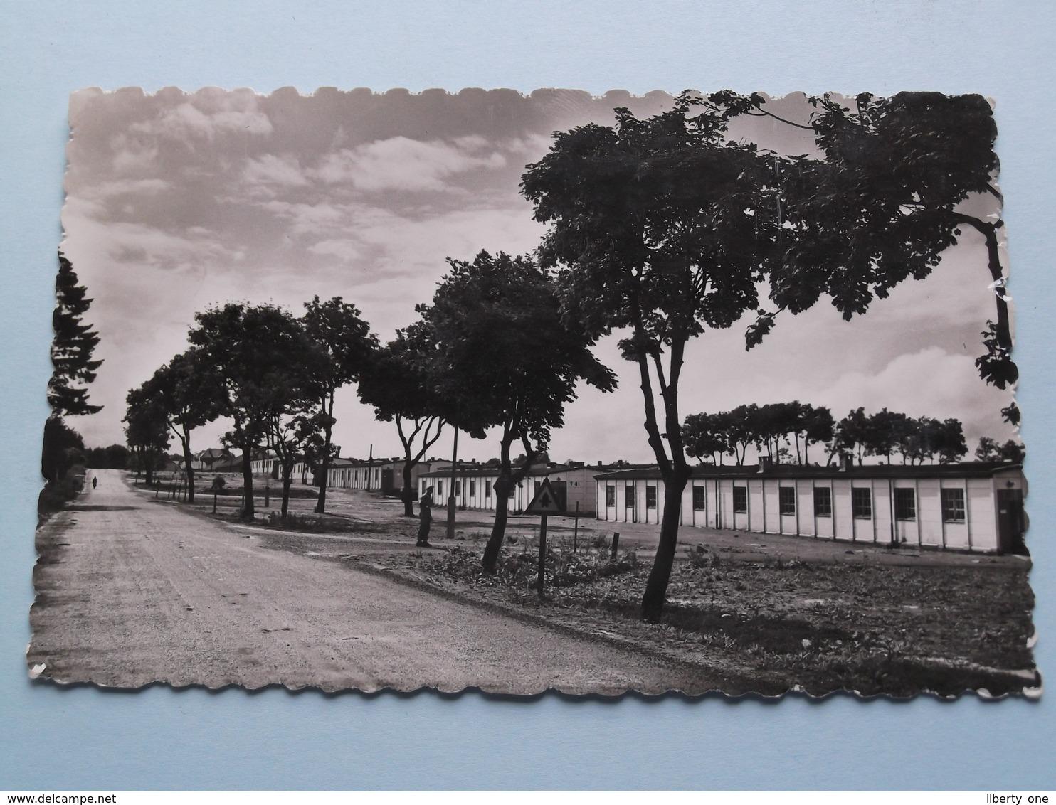 Blocs Militaires CAMP D'ELSENBORN ( 4 - L.F.W. ) Anno 195? ( Zie Foto's ) ! - Elsenborn (camp)