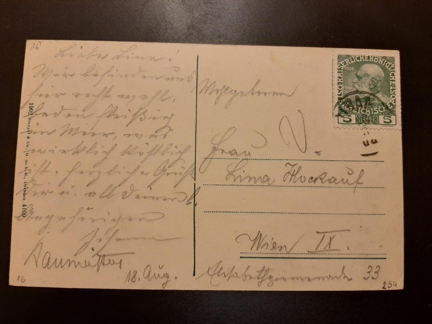 S.Bernardino - Istria - 1910. - Slovenia