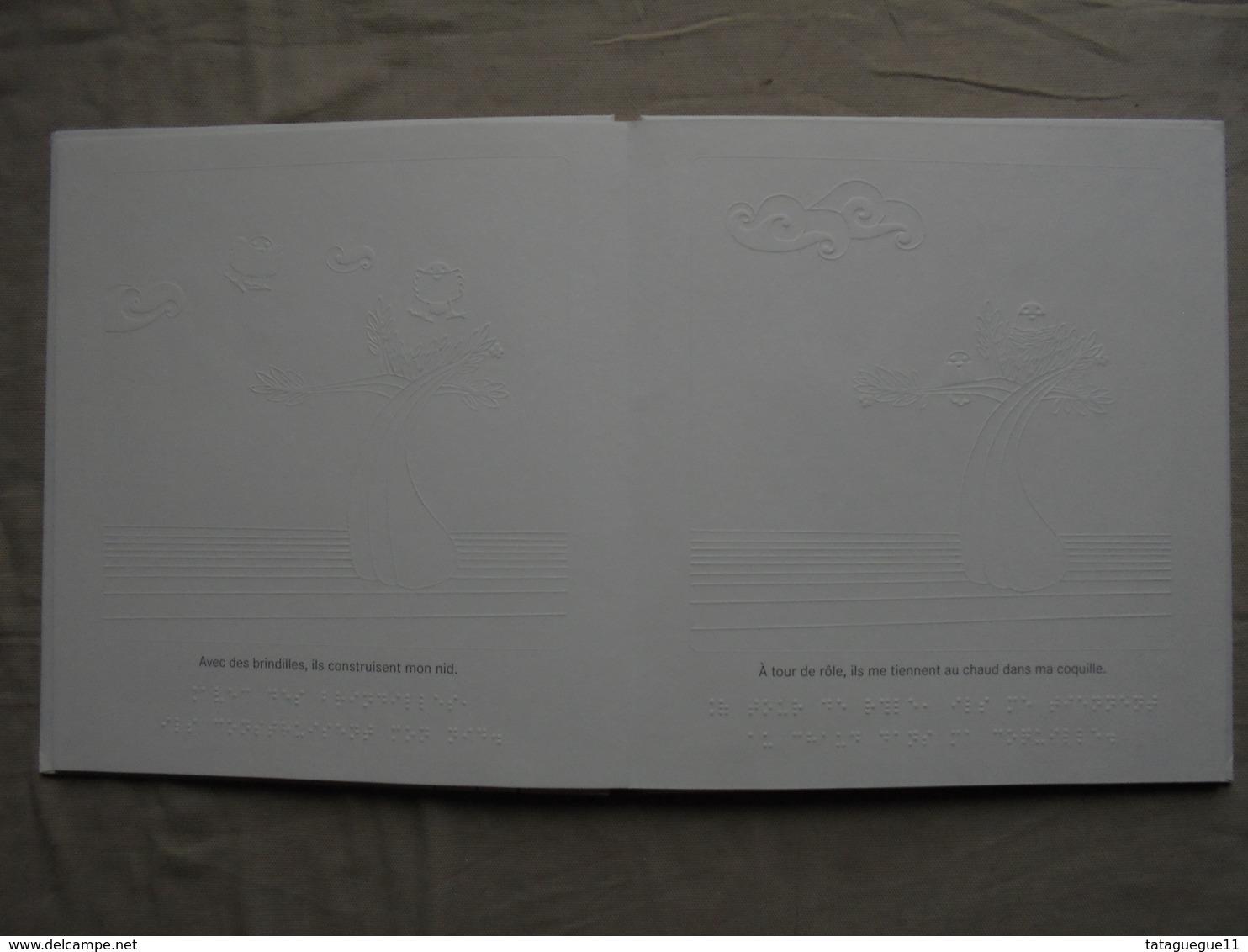 Occasion - Livre En Braille Le Nid Par Stéphanie Tabet Bayard 2008 - Livres, BD, Revues