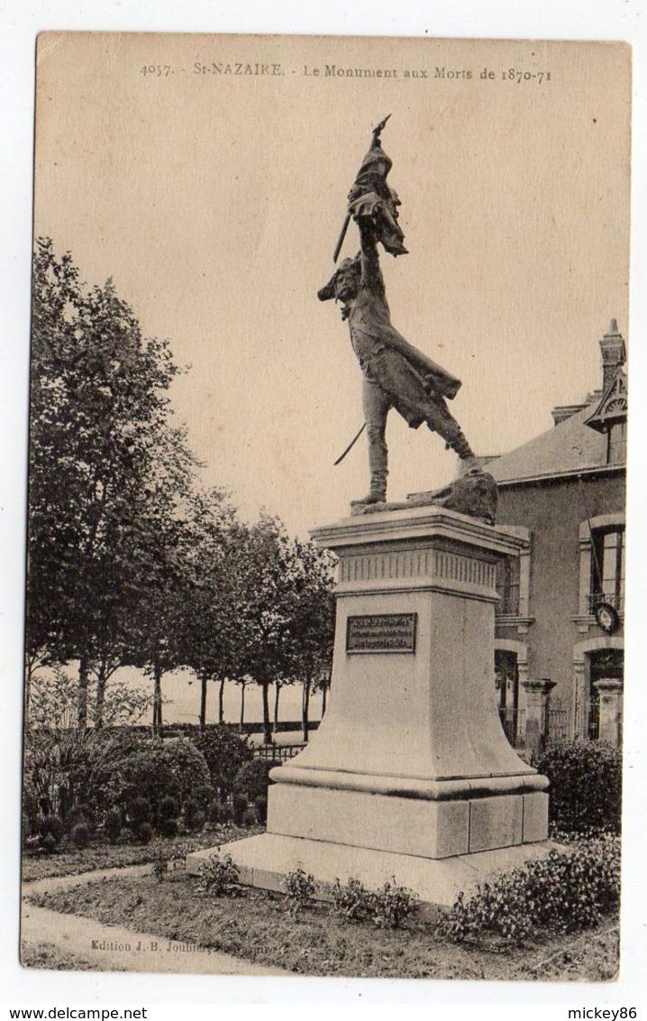 SAINT NAZAIRE -- Le Monument Aux Morts De 1870 - 71  ..............  à Saisir - Saint Nazaire