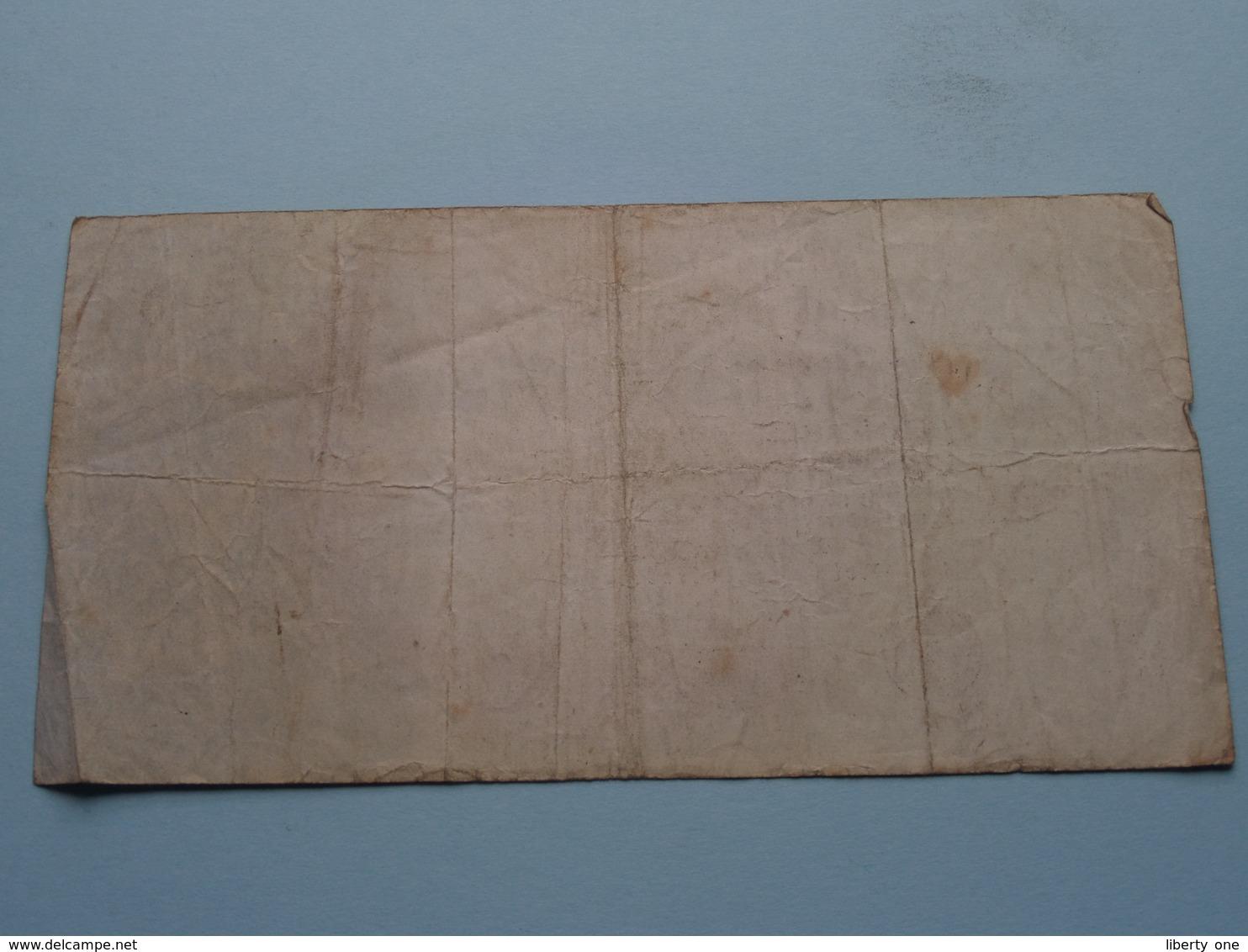 Fünfhundert Mark - Berlin, Den 7 Juli 1922 ( N° V.3248947 ) ( Voir/zie Foto's ) ! - 500 Mark