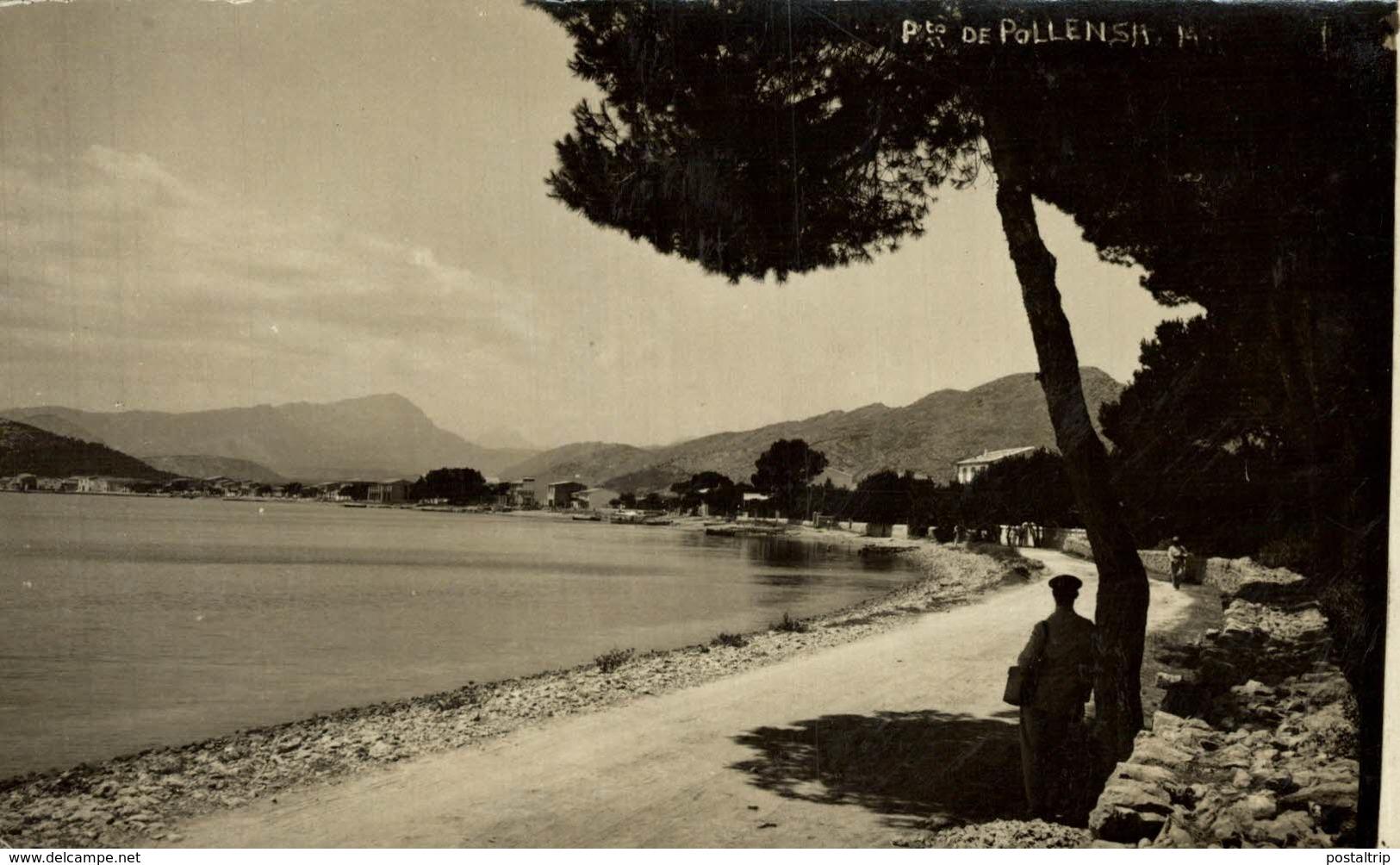 POLLENSA. MALLORCA. 2 SCAN - Mallorca