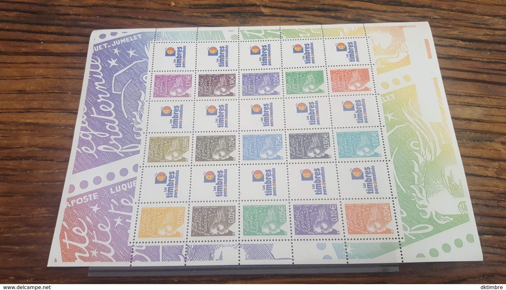 LOT 460902 TIMBRE DE FRANCE NEUF** LUXE BLOC - Sheetlets
