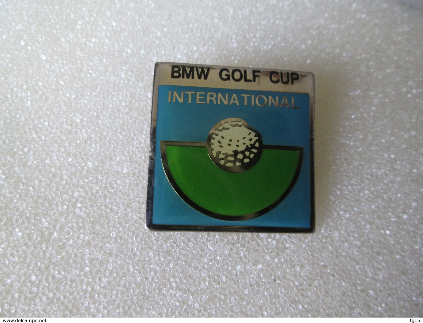PIN'S     BMW  GOLF  CUP  INTERNATIONAL - BMW