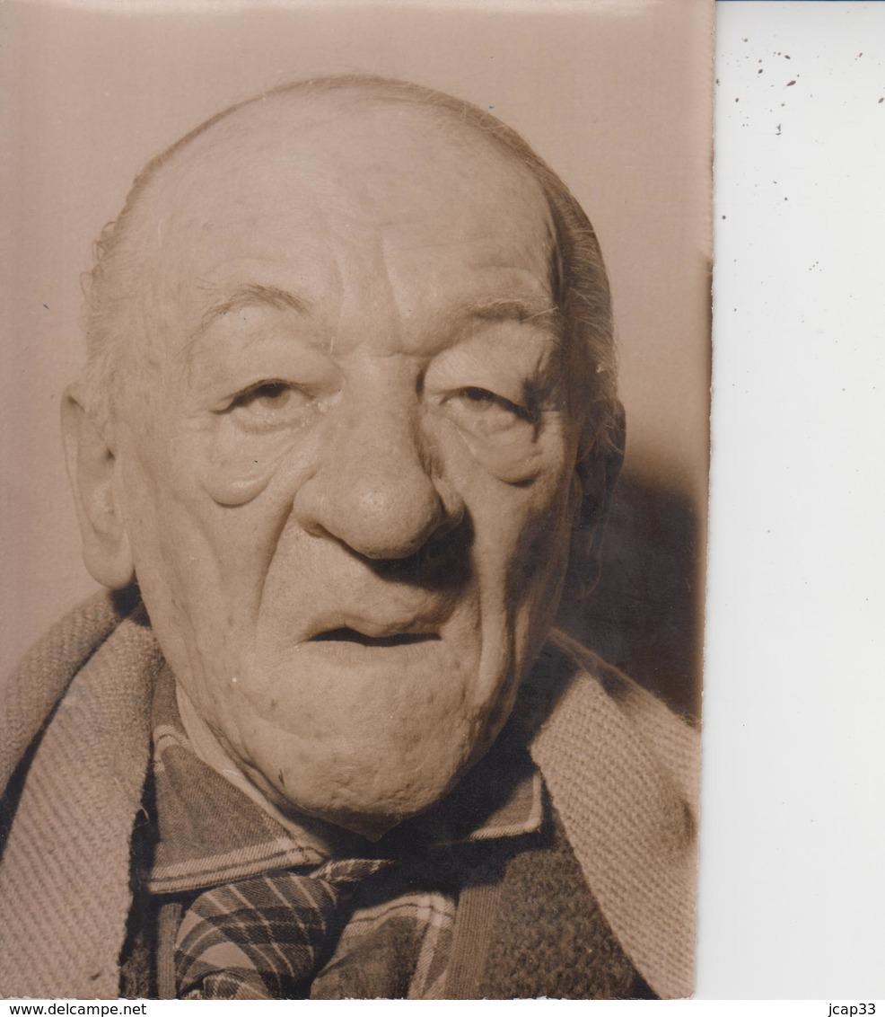 BLAISE CENDRARS  -  PHOTO KEYSTONE  - - Famous People