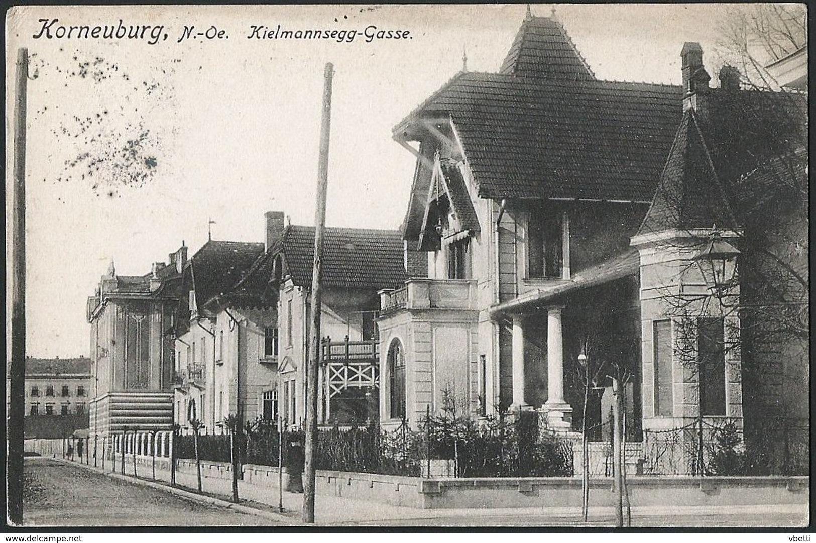 Österreich / Austria: Korneuburg, Kielmannsegg-Gasse 1914 - Korneuburg