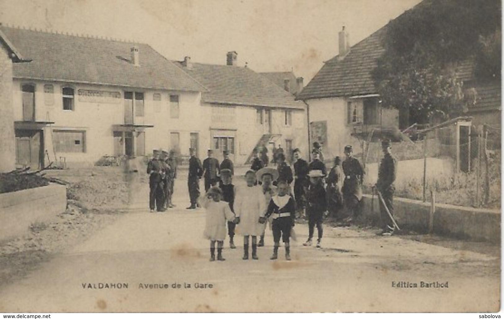 Valdahon Près Besançon - Autres Communes