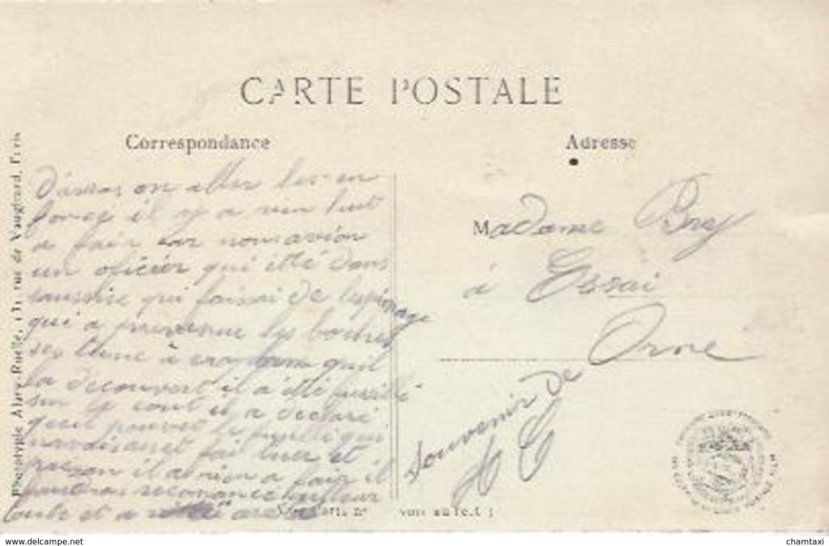 62 MONCHY AU BOIS MOULIN DETRUIT APRES LA CAPTURE DE L ESPION GUERRE 1914 1918 - War 1914-18